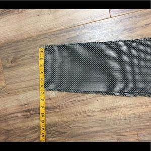 J. Jill Pants - J. JILL Cropped Ankle Geometric Print Pants